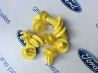 New Genuine Ford door card clips x10